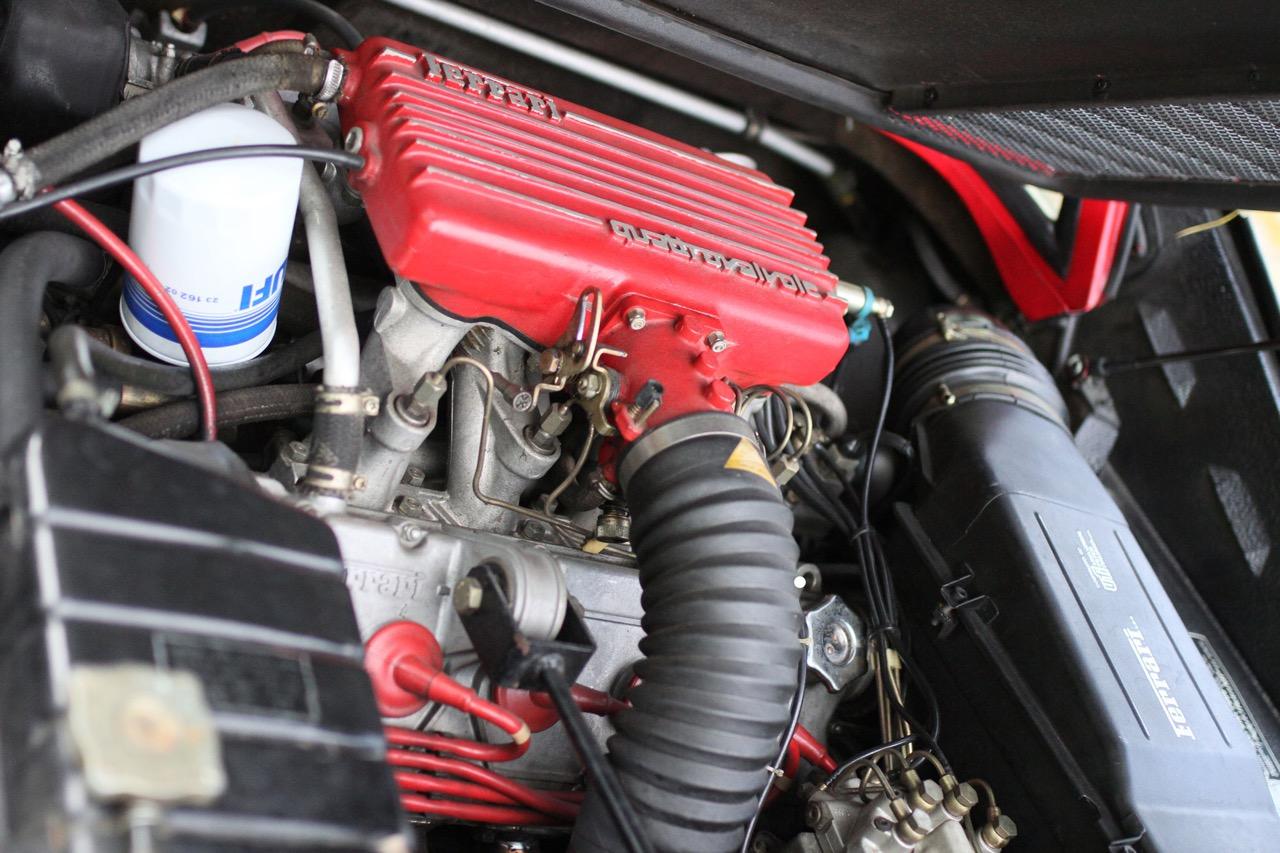 '84 Ferrari 308 GTB QV... Quelques détails qui changent tout ! 11