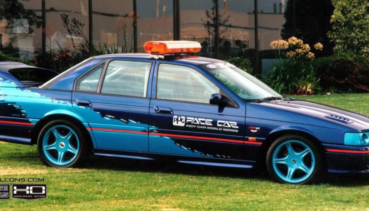Les Pace Cars PPG 90's… On passe la 2ème couche ! 32