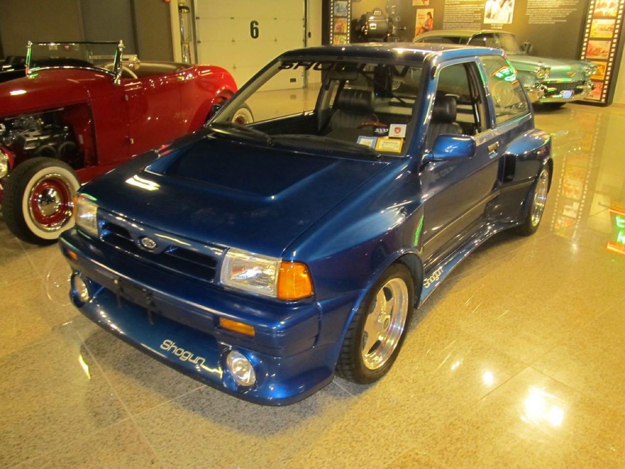 Ford Shogun... Une Festiva sous hormones ! 7