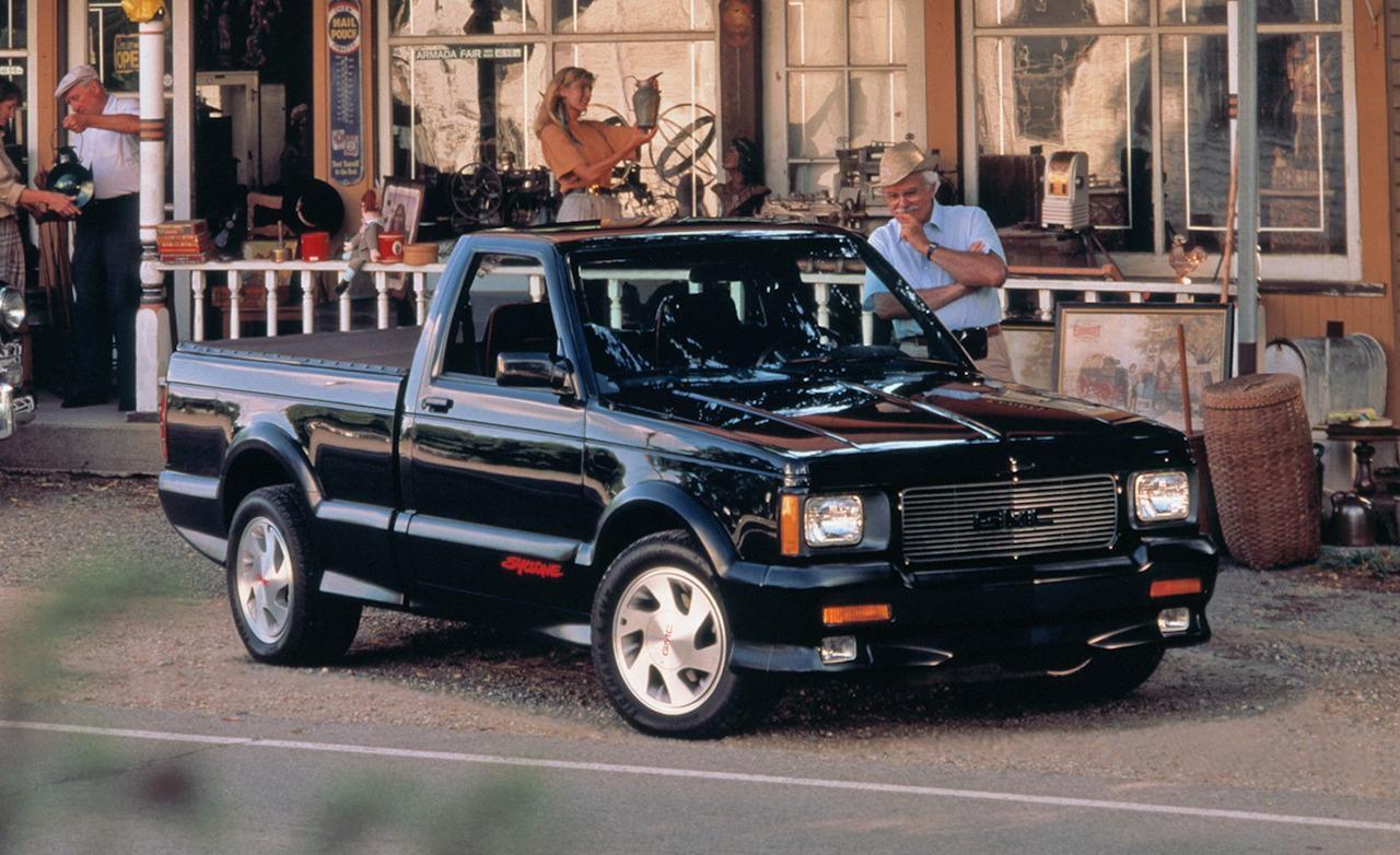 '91 GMC Syclone Marlboro... Pour fumer tout c'qui roule ! 6