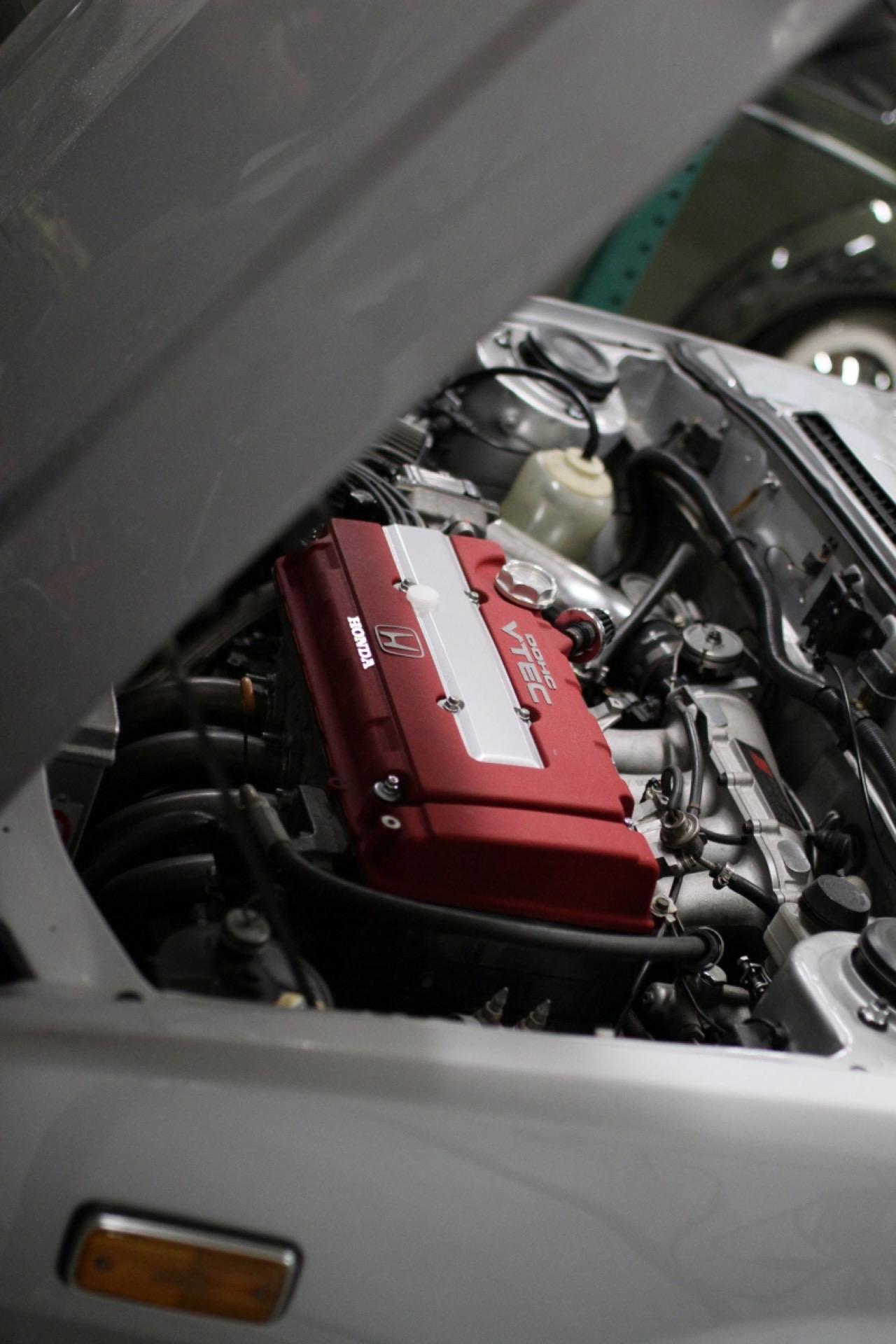 '78 Honda Civic - 218 ch pour 750 kg ! 13