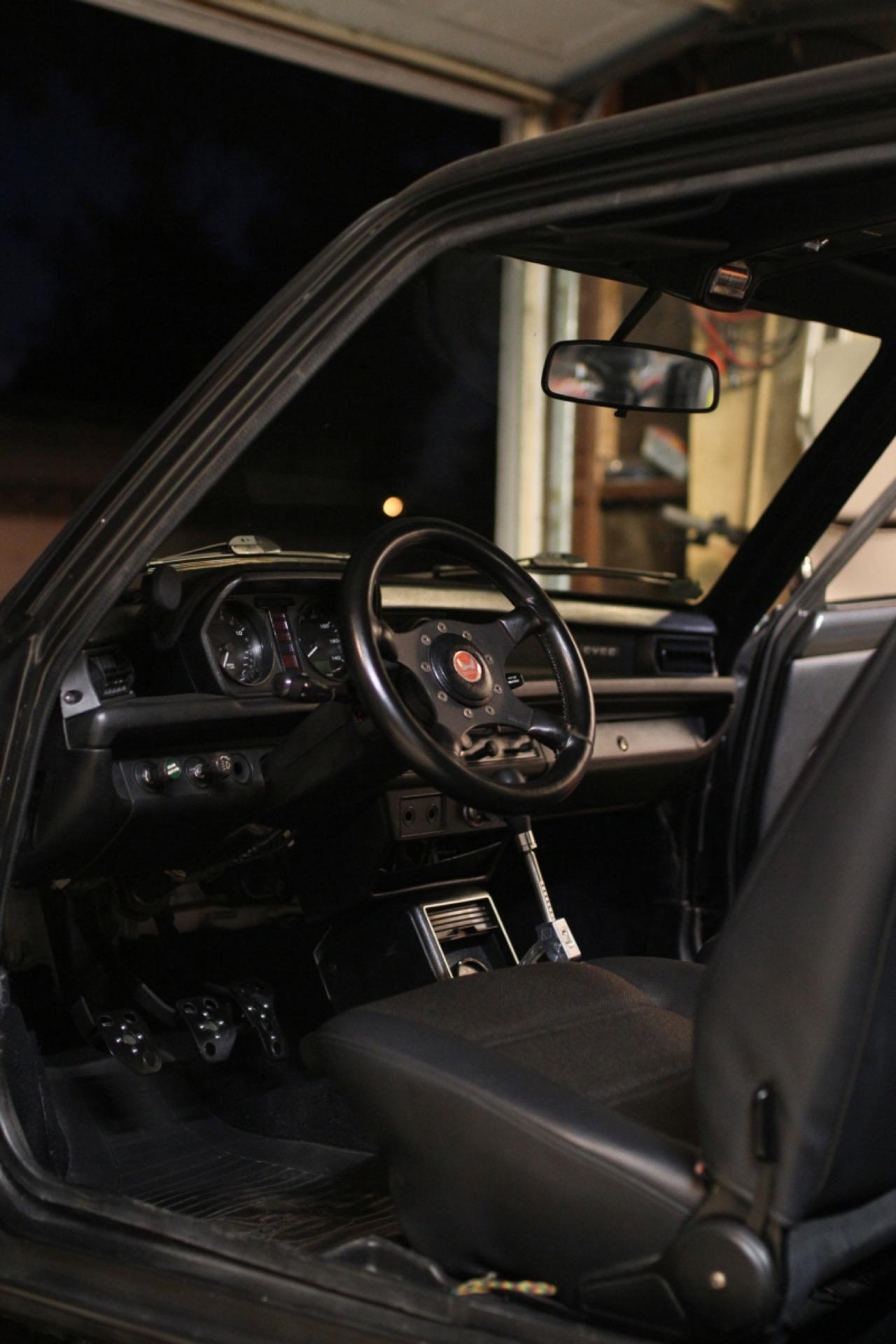'78 Honda Civic - 218 ch pour 750 kg ! 9