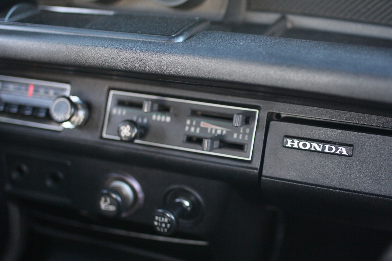 '78 Honda Civic - 218 ch pour 750 kg ! 11