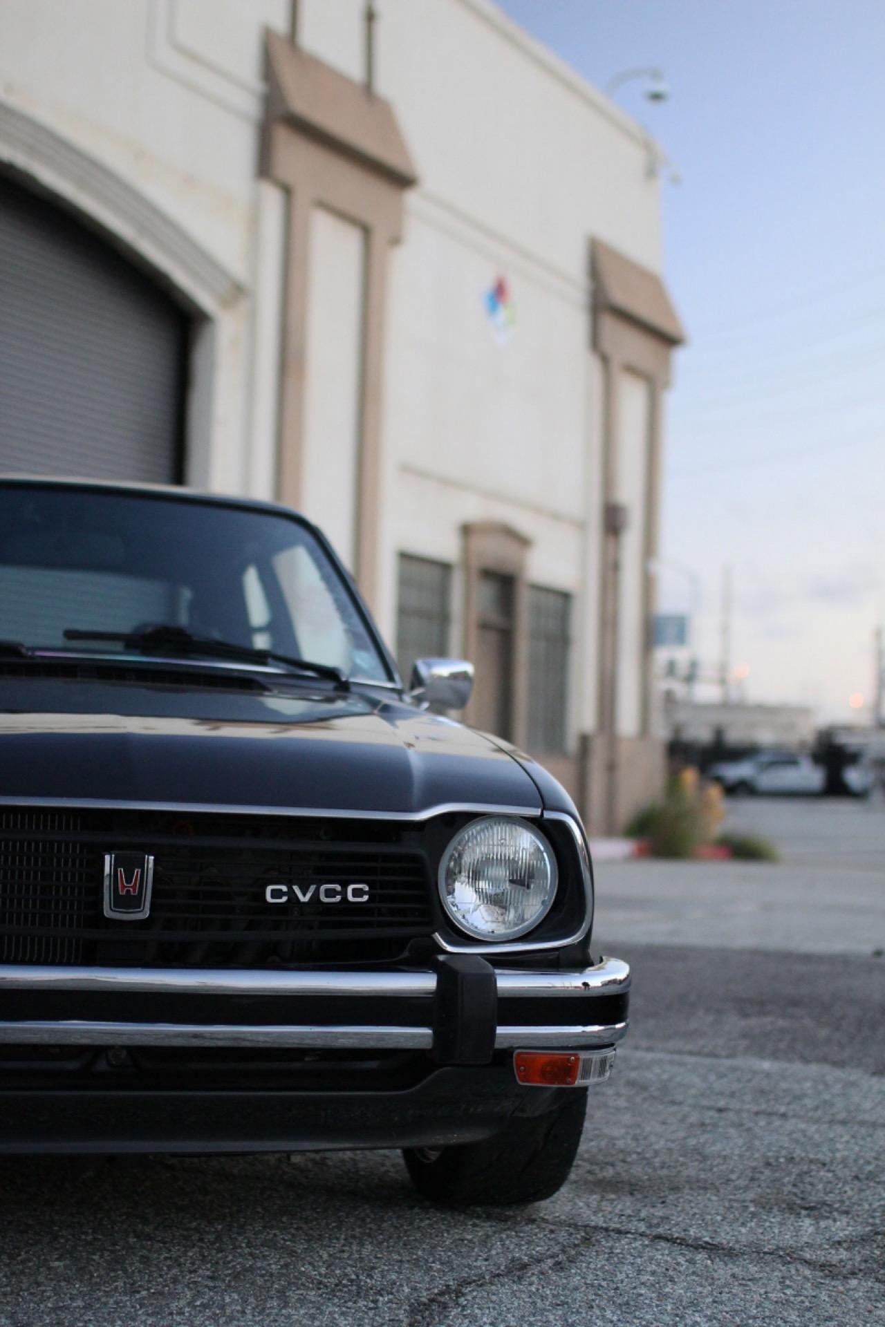 '78 Honda Civic - 218 ch pour 750 kg ! 2