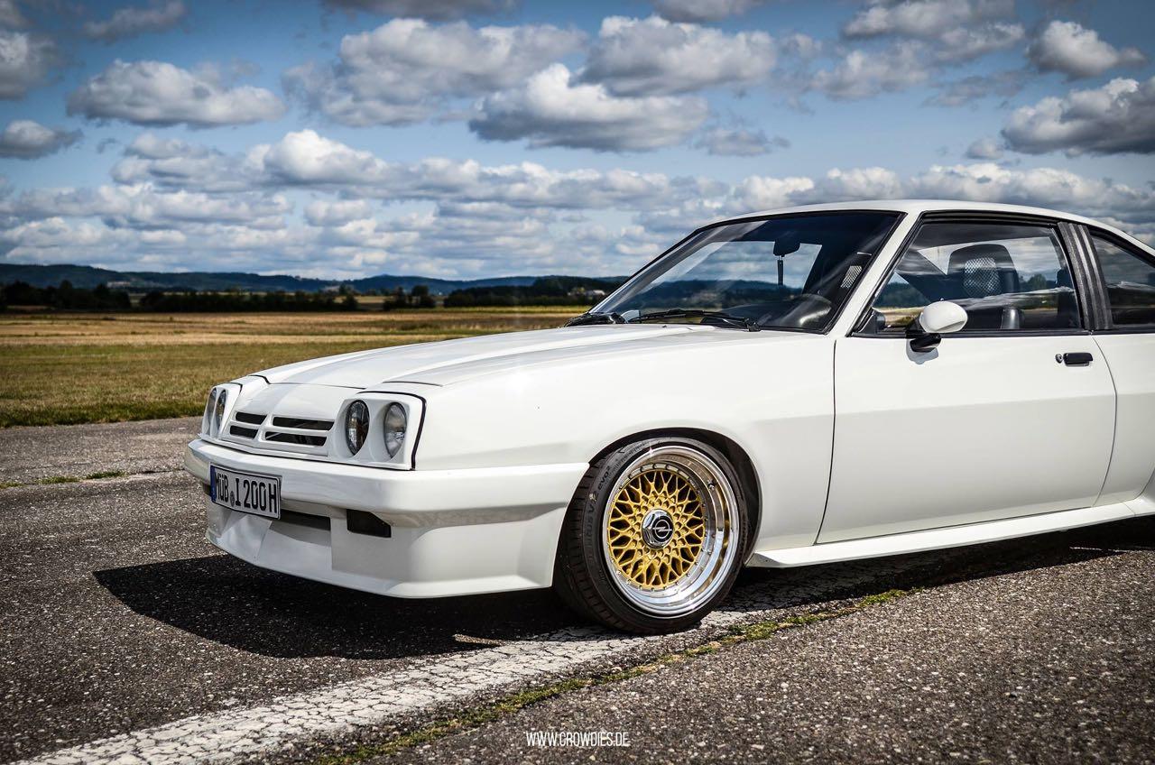 Opel Manta i200 - Quand une GT/E rencontre une GSi ! 10