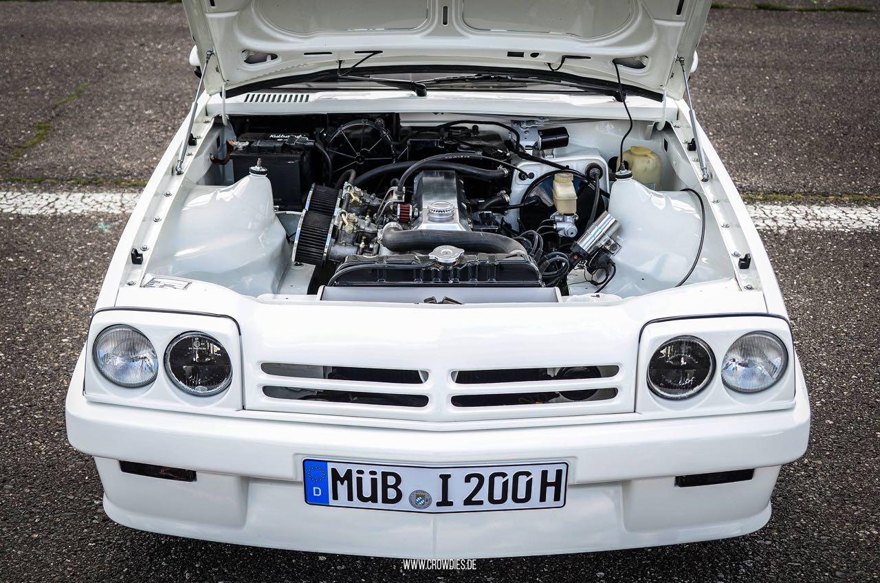 Opel Manta i200 - Quand une GT/E rencontre une GSi ! 6