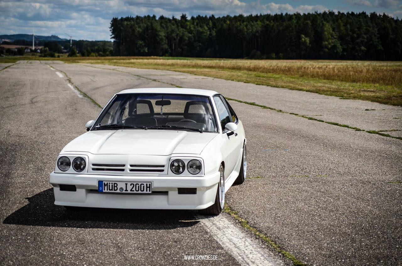 Opel Manta i200 - Quand une GT/E rencontre une GSi ! 13