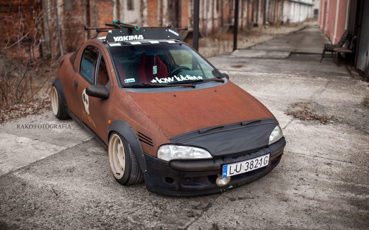 Opel Tigra Rats... Come back ! 7
