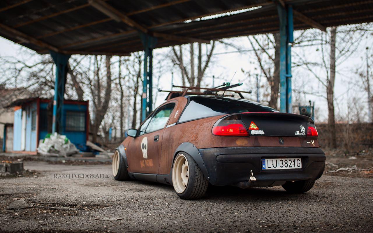Opel Tigra Rats... Come back ! 3