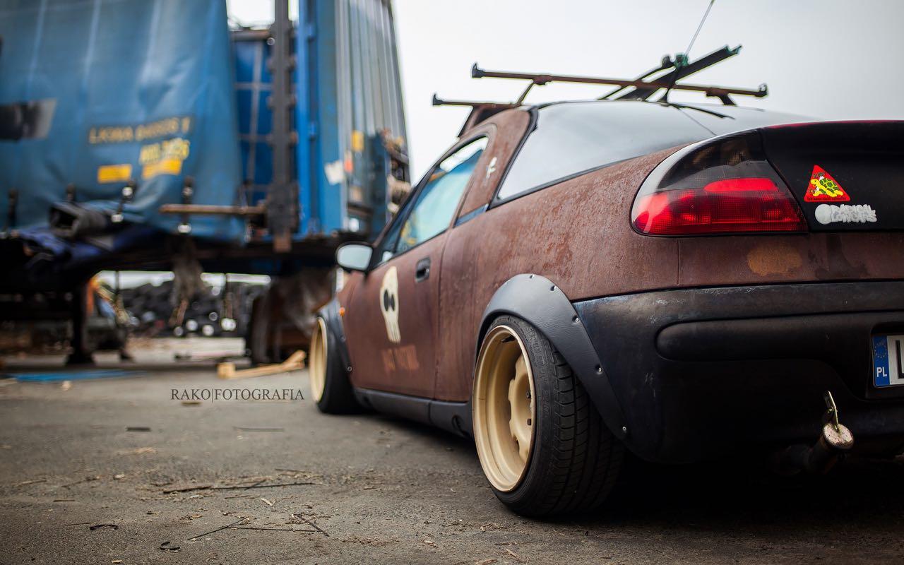 Opel Tigra Rats... Come back ! 2