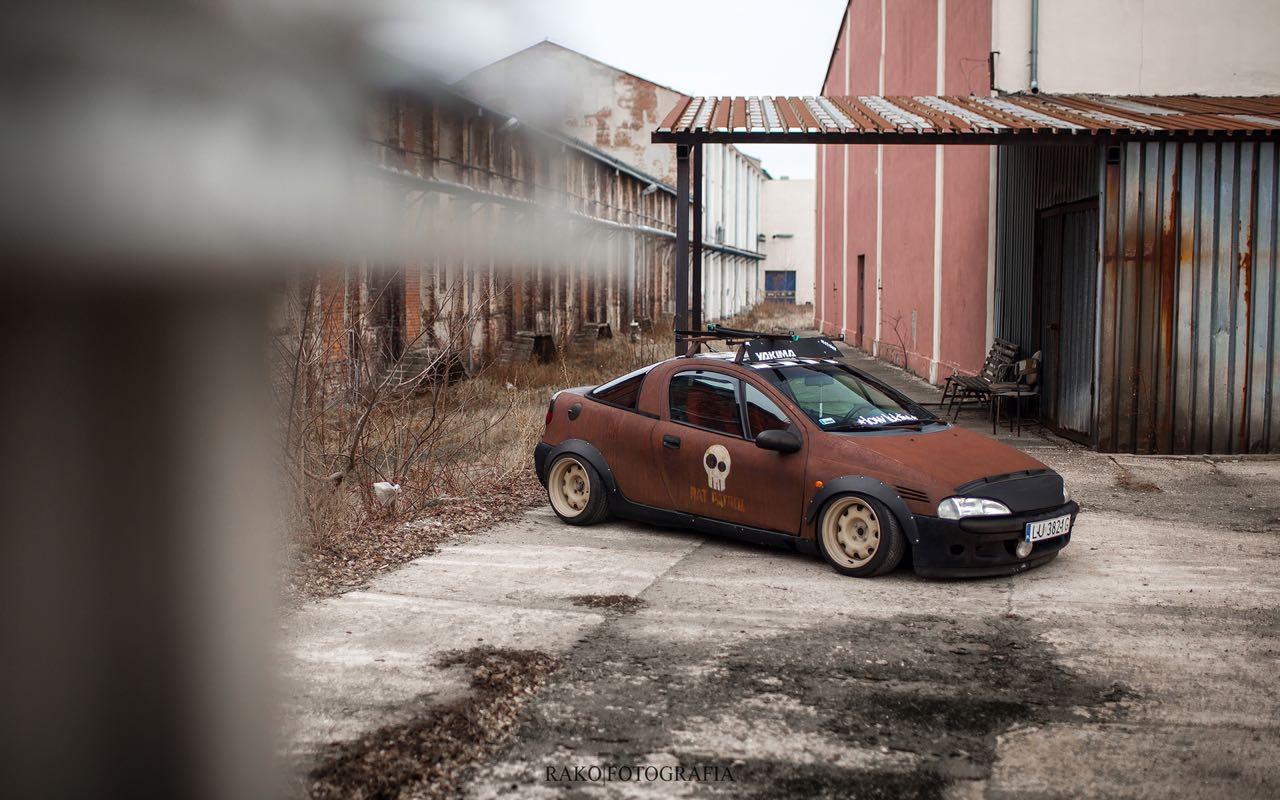 Opel Tigra Rats... Come back ! 9