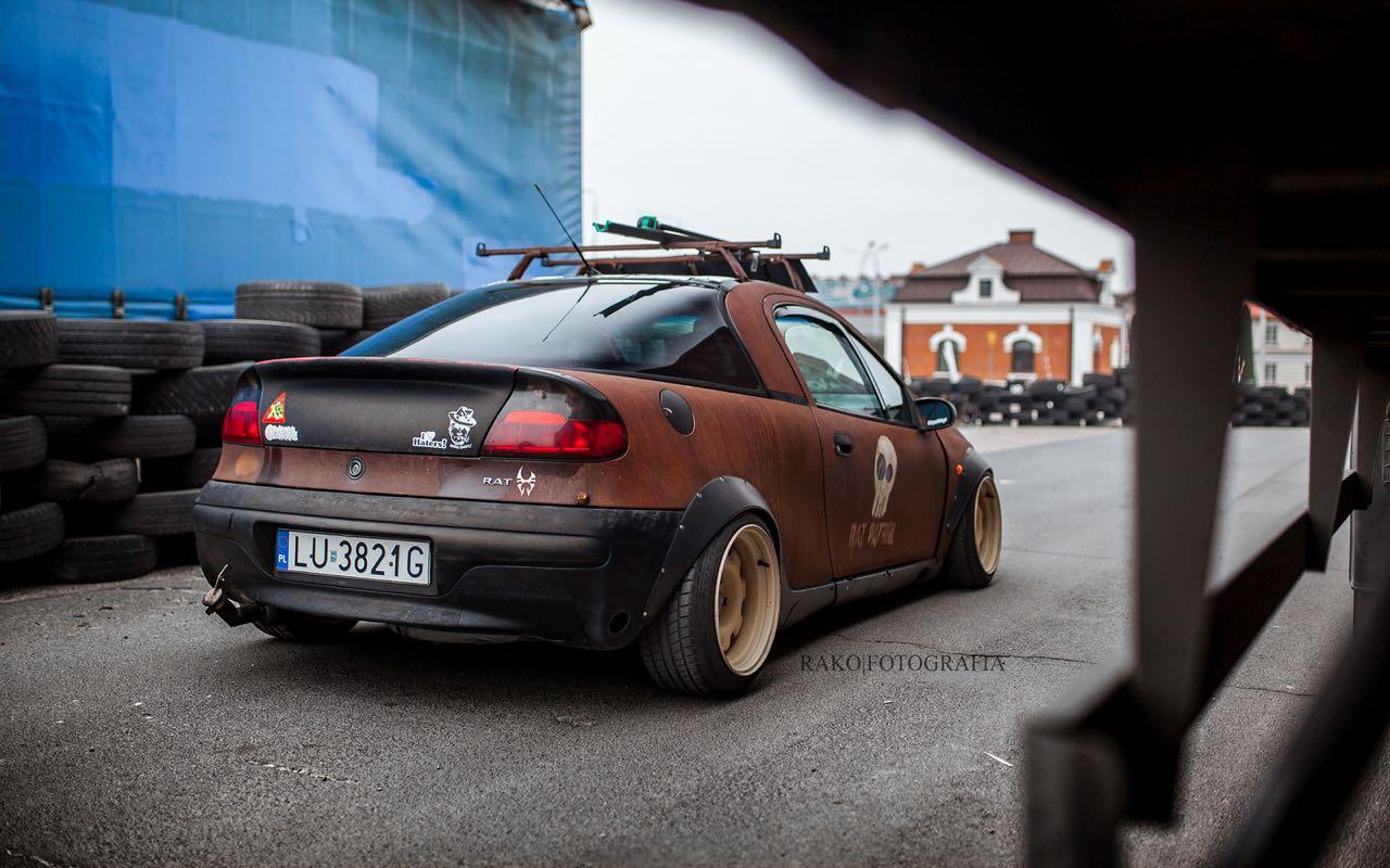 Opel Tigra Rats... Come back ! 8