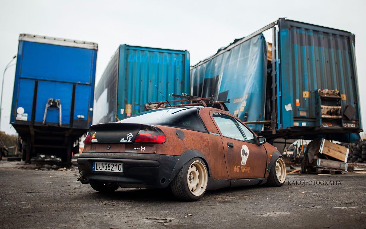Opel Tigra Rats... Come back ! 5
