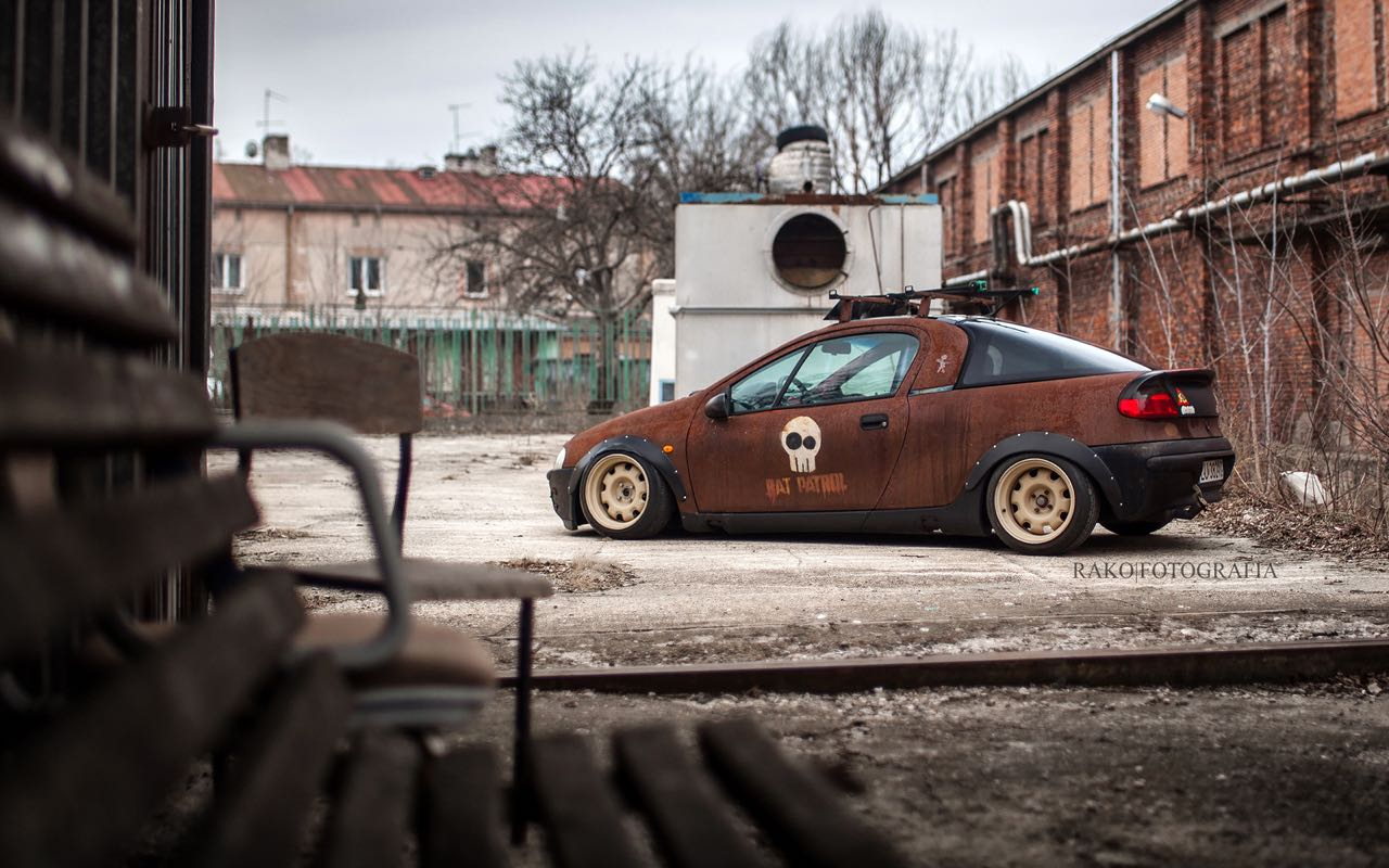 Opel Tigra Rats... Come back ! 1