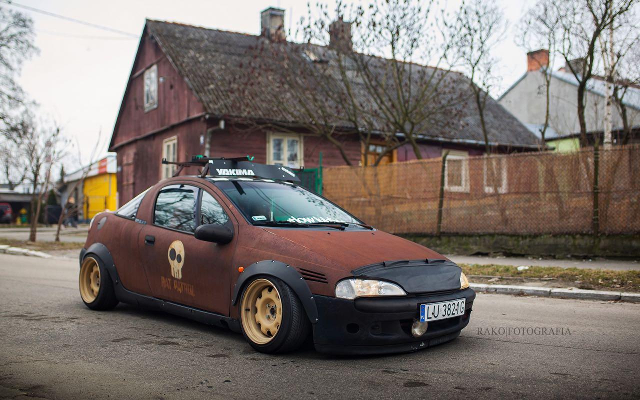 Opel Tigra Rats... Come back ! 4
