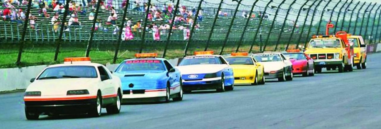 Les Pace Cars PPG 80's... Vous allez vous coucher moins con ! 2