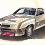 Les Pace Cars PPG 80's... Vous allez vous coucher moins con ! 7