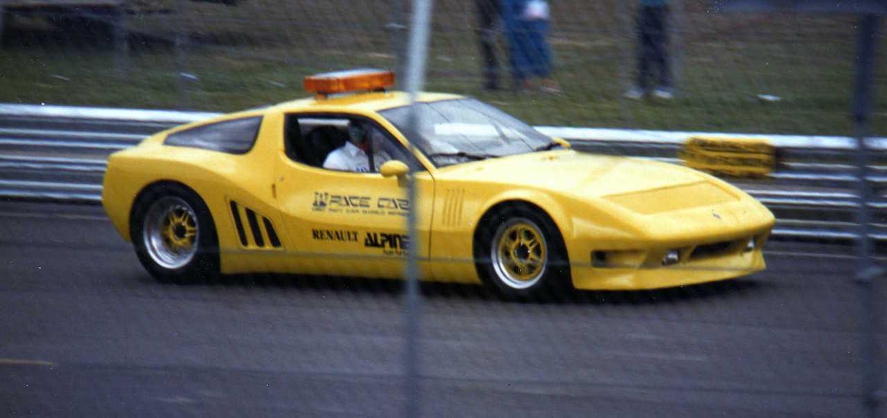 Les Pace Cars PPG 80's... Vous allez vous coucher moins con ! 95