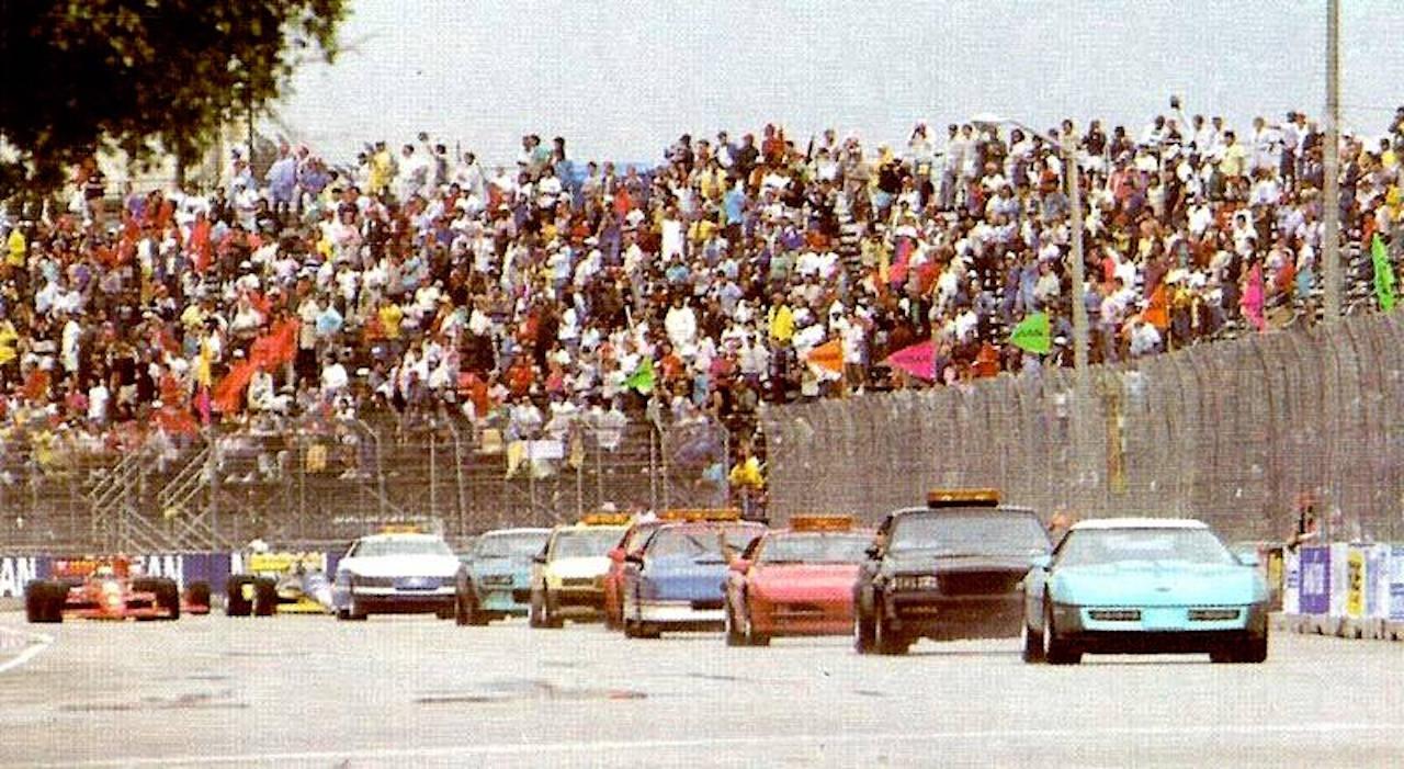 Les Pace Cars PPG 80's... Vous allez vous coucher moins con ! 82