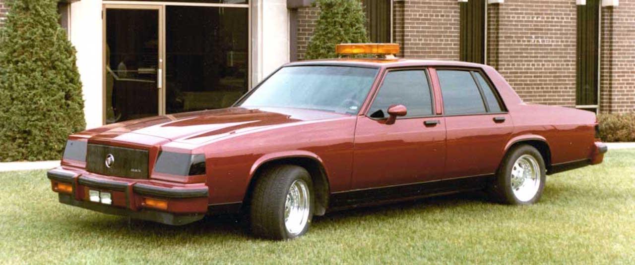 Les Pace Cars PPG 80's... Vous allez vous coucher moins con ! 46