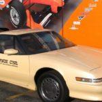 Les Pace Cars PPG 80's... Vous allez vous coucher moins con ! 92