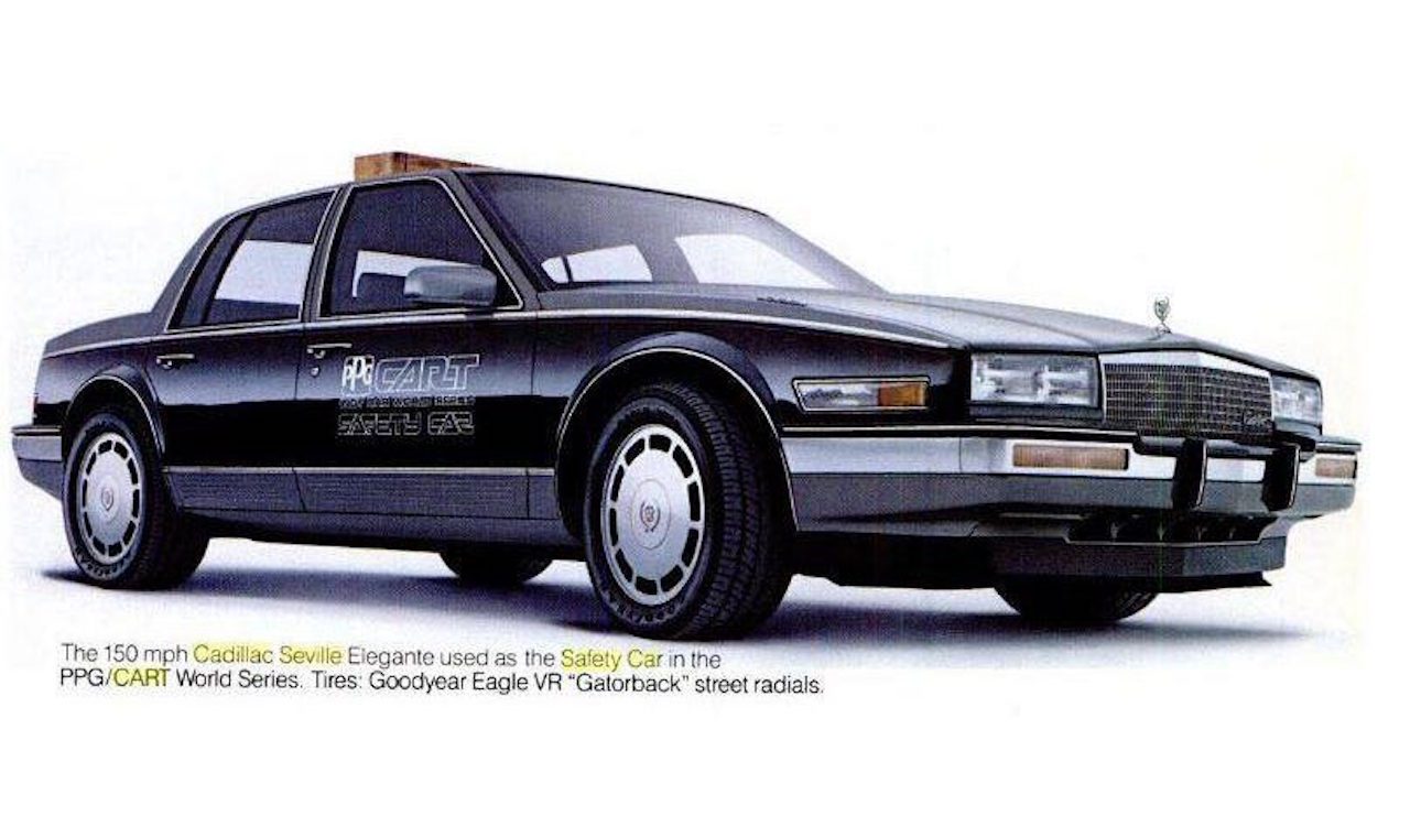 Les Pace Cars PPG 80's... Vous allez vous coucher moins con ! 86