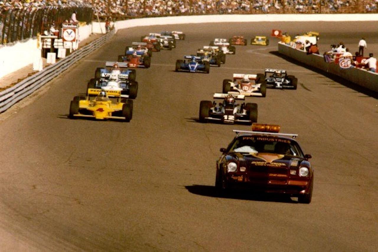 Les Pace Cars PPG 80's... Vous allez vous coucher moins con ! 3