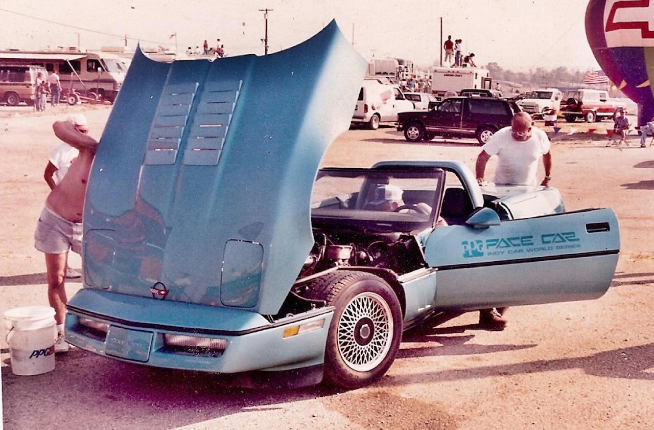 Les Pace Cars PPG 80's... Vous allez vous coucher moins con ! 71