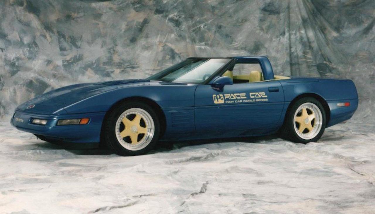 Les Pace Cars PPG 90's… On passe la 2ème couche ! 7