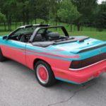 Les Pace Cars PPG 80's... Vous allez vous coucher moins con ! 84