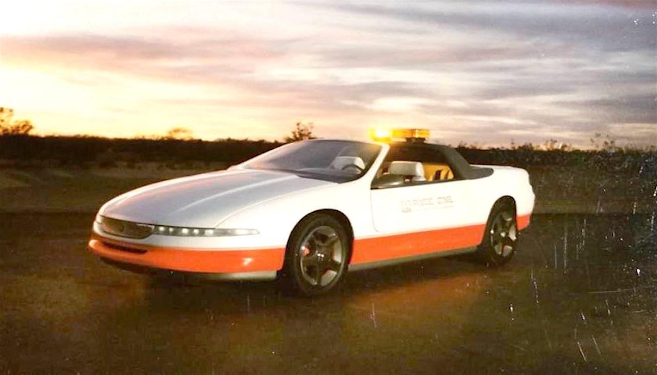 Les Pace Cars PPG 80's... Vous allez vous coucher moins con ! 94