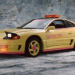 Les Pace Cars PPG 90's… On passe la 2ème couche ! 8