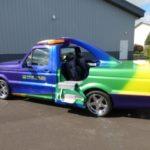 Les Pace Cars PPG 90's… On passe la 2ème couche ! 12