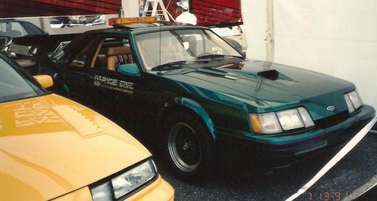 Les Pace Cars PPG 80's... Vous allez vous coucher moins con ! 72