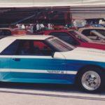 Les Pace Cars PPG 80's... Vous allez vous coucher moins con ! 29