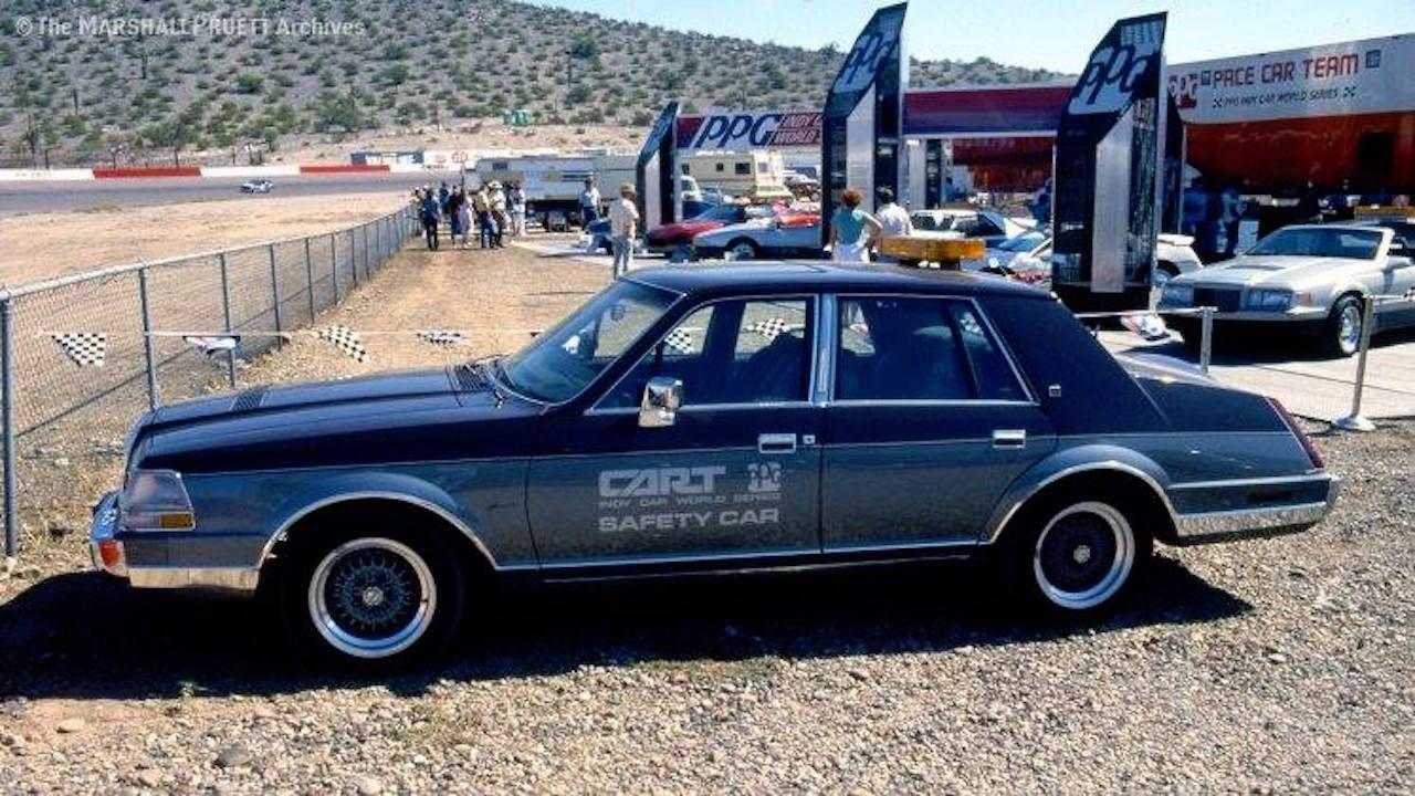 Les Pace Cars PPG 80's... Vous allez vous coucher moins con ! 76