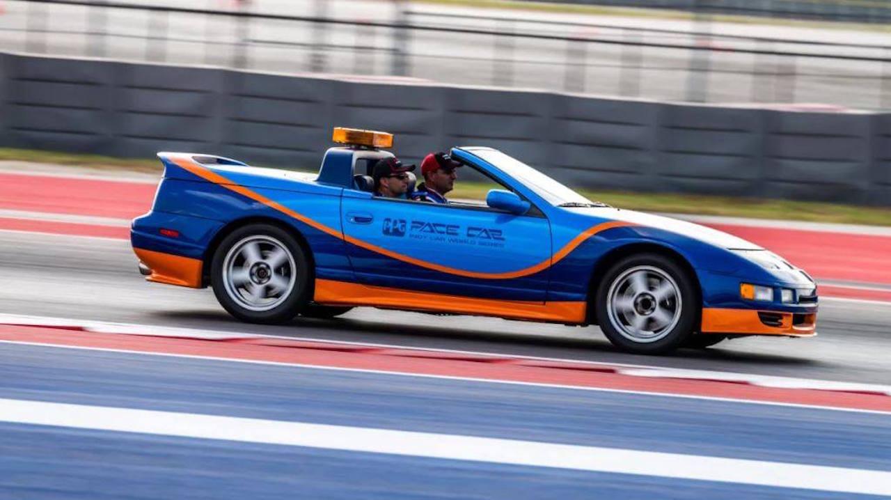 Les Pace Cars PPG 90's… On passe la 2ème couche ! 3