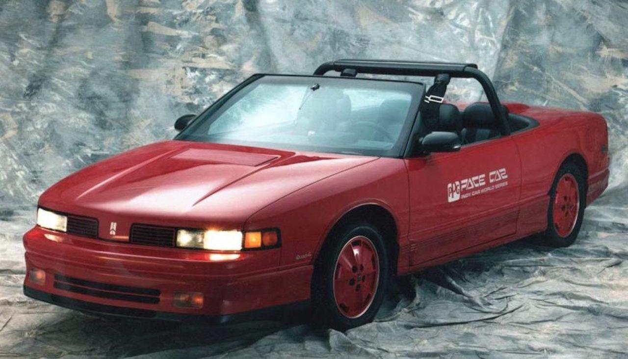 Les Pace Cars PPG 80's... Vous allez vous coucher moins con ! 90