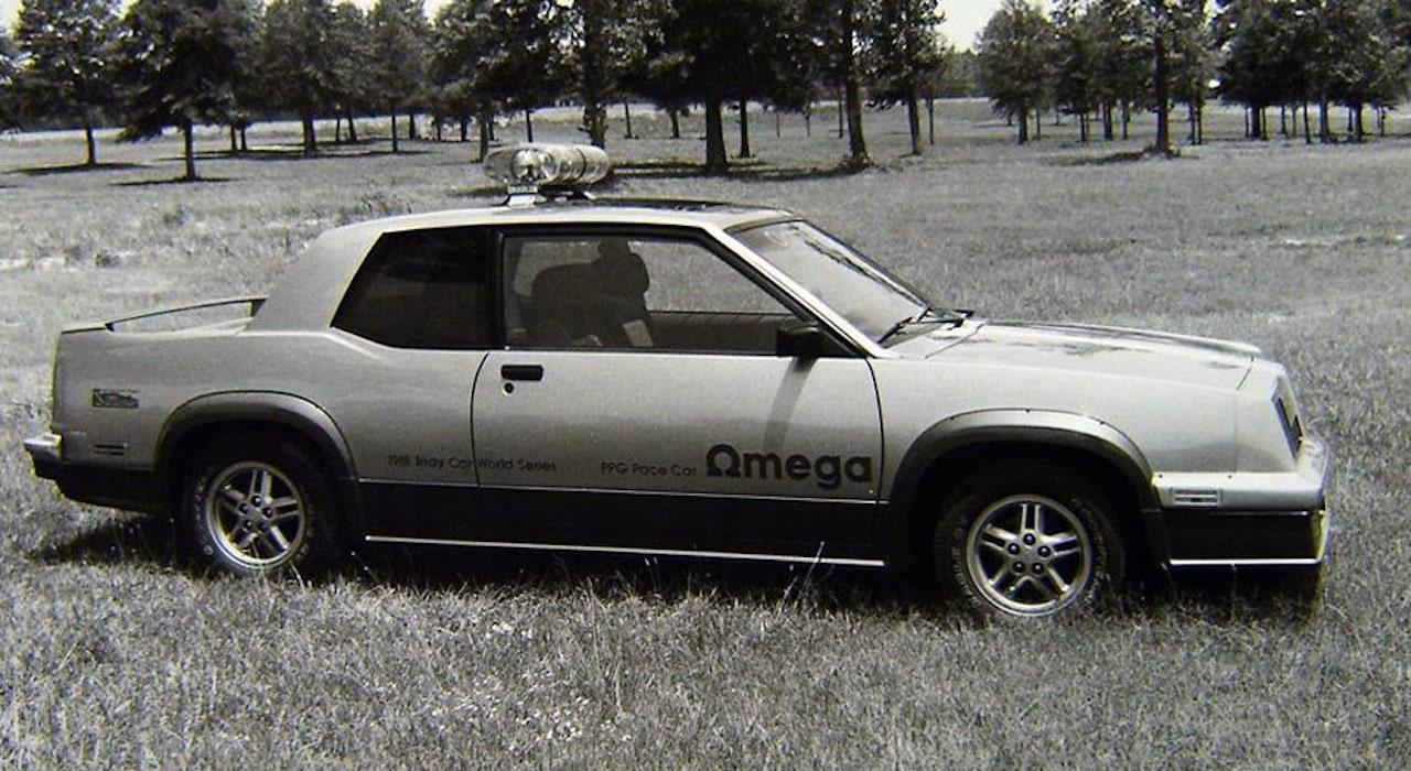 Les Pace Cars PPG 80's... Vous allez vous coucher moins con ! 10