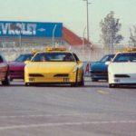 Les Pace Cars PPG 80's... Vous allez vous coucher moins con ! 66