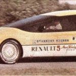 Les Pace Cars PPG 80's... Vous allez vous coucher moins con ! 30
