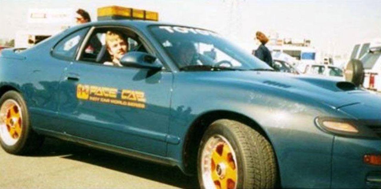 Les Pace Cars PPG 90's… On passe la 2ème couche ! 6