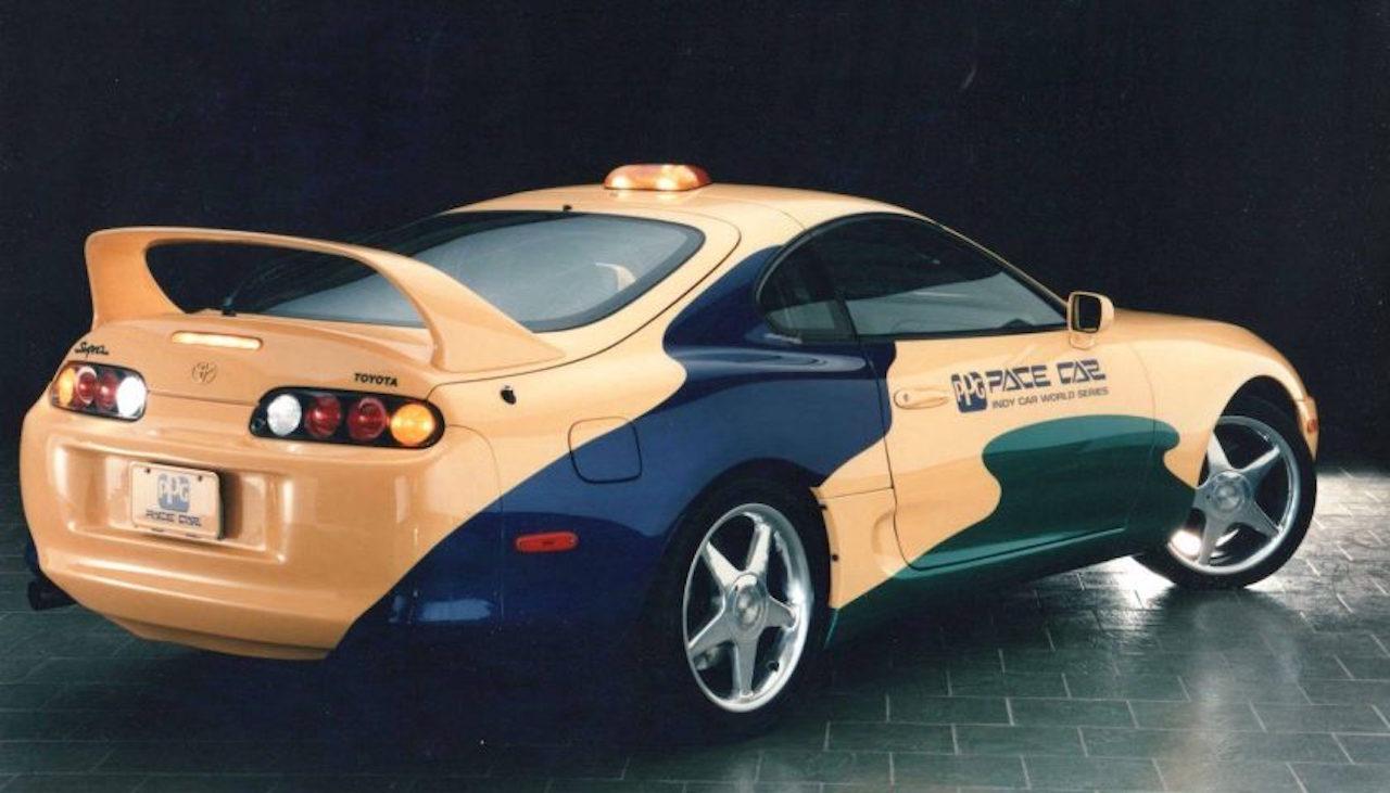 Les Pace Cars PPG 90's… On passe la 2ème couche ! 14