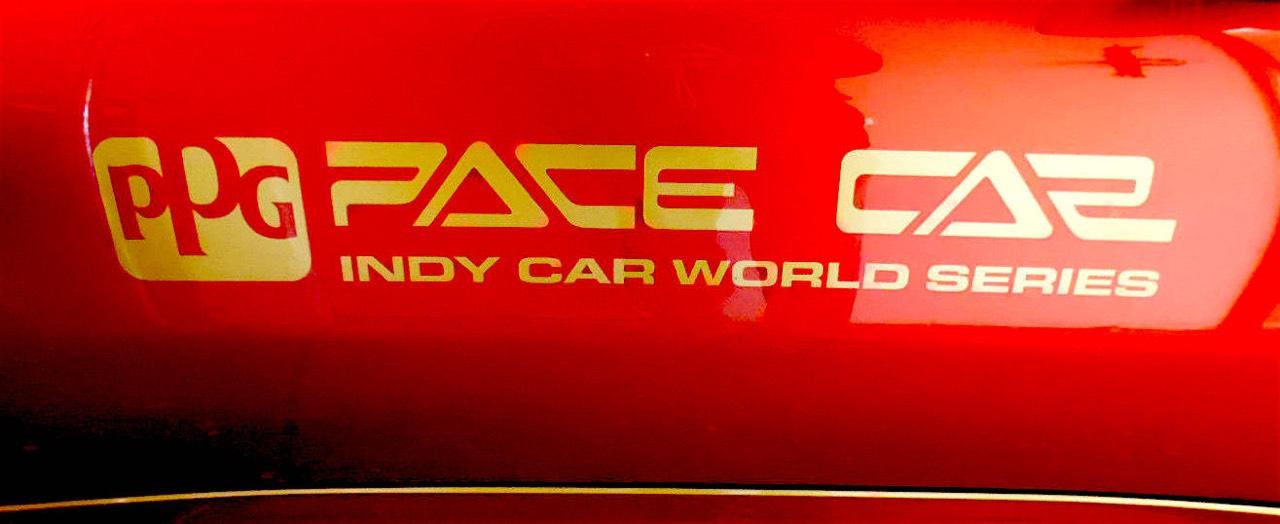 Les Pace Cars PPG 90's… On passe la 2ème couche ! 2