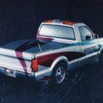 Les Pace Cars PPG 90's… On passe la 2ème couche ! 4