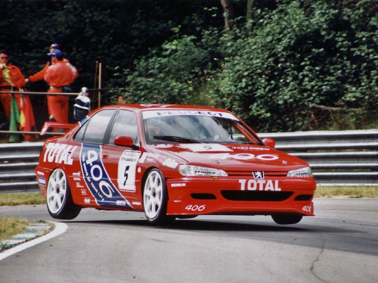 Peugeot 406 Touring Car... L'arme de Sochaux ! 11