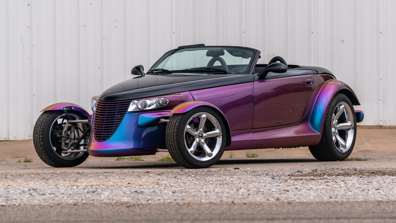 Plymouth Prowler... Bouquet final ! 47