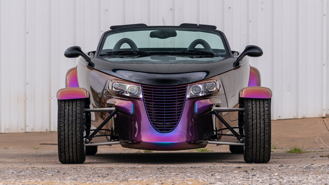 Plymouth Prowler... Bouquet final ! 41