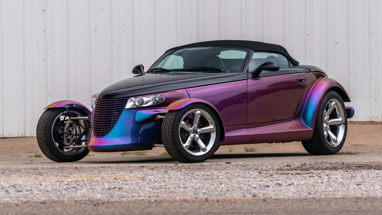 Plymouth Prowler... Bouquet final ! 46