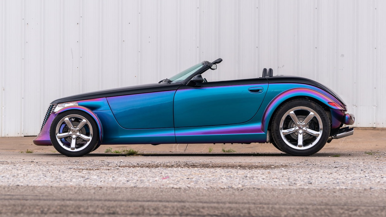 Plymouth Prowler... Bouquet final ! 51